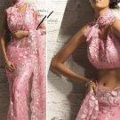 Saree Sari Indian Bollywood Designer Embroidered Fancy - X 521