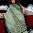 Indian Womens Clothing Saree Embroidered Saree Sari - X15016A