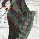 Indian Saree Bollywood Designer Bridal Wedding Sari Embroidery  - X 1285