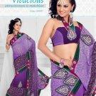 Saris Sarees Indian Bollywood Designer Bridal Wedding Embroidered - TS 20007