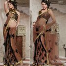Designer Wedding Sari Bollywood Party Wear Sari - X729