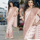 Indian Bollywood Designer Embroidered Saree Sari - X3006