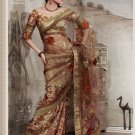 Designer Wedding Sari Bollywood Party Wear Sari - X711