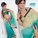 Saris Sarees Indian Bollywood Designer Bridal Wedding Embroidered - TS 20023