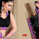 Net Wedding Designer Embroidered Saris Saree With Blouse - TS 23015 N