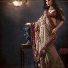 Indian Bollywood Designer Embroidered Sarees Sari - TF310