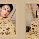 Faux Georgette Wedding Designer Embroidered Saris Saree With Blouse - TS 23007 N