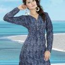 Indian Bollywood Cotton Partywear Kurti Kurta Tops - X 12