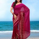 Partywear Faux Georgette Designer Exclusive Printed Saree With Blouse- NT 171a N
