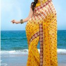 Partywear Faux Georgette Designer Exclusive Printed Saree With Blouse- NT 184 N