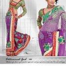 Saris Sarees Indian Bollywood Designer Bridal Wedding Embroidered - TS 16002