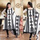 Georgette Bollywood Wedding Salwar Kameez Shalwar Suit - DZ 5114a N