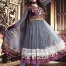 Net & Georgette Bollywood Wedding Salwar Kameez Shalwar Suit - DZ 5119c N