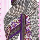 Casual Faux Georgette Designer Printed Sarees With Unstitch Blouse - X 2166A N