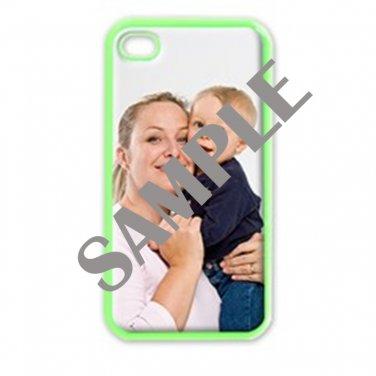 Apple iPhone 4 Case (Green)