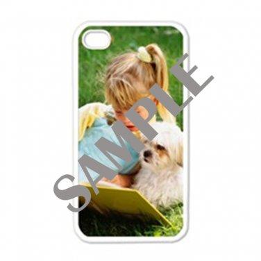Apple iPhone 4 Case (White)