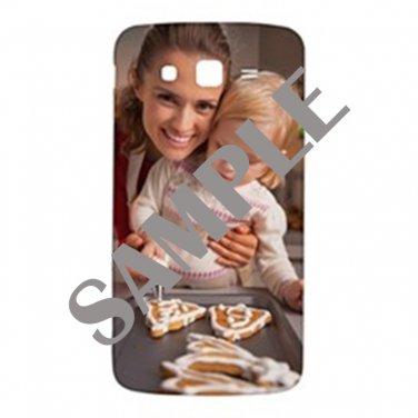 Samsung Galaxy Round-N7106 Back Case (White)