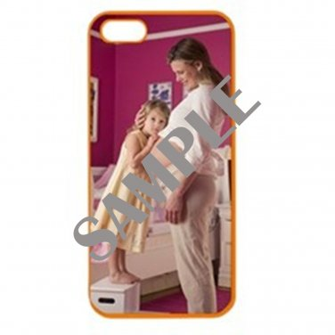 Apple Seamless iPhone 5 Case (Orange)