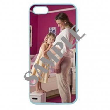 Apple Seamless iPhone 5 Case (Blue)