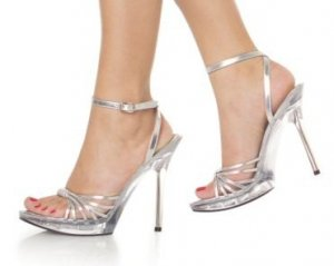 Vogue - Women's Ankle Strap Sandals with Strappy Open Toe Strap