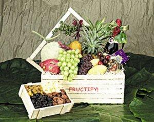 passion box fruit basket