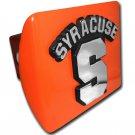 Syracuse Orange Hitch Cover