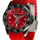 Texas Tech Red Raiders FantomSport AnoChrome Colored Band Watch