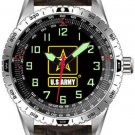 United States Army Mens' Frontier Aviator Watch