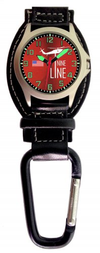 Nine Line Carabiner Watch