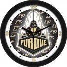 Purdue Boilermakers Dimensional Wall Clock