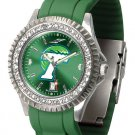 Tulane Green Wave Sparkle Watch