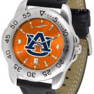 Auburn Tigers Mens' Sport AnoChrome Watch