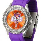 Clemson Tigers 2016 National Champions Sparkle Watch