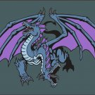 Flying Dragon Vanity Metal Novelty License Plate