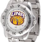 North Alabama Lions Mens' Sport Steel Watch
