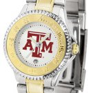 Texas A&M Aggies Ladies' Competitor Two-Tone Watch