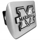 Marshall Banner Brushed Hitch Cover