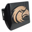 Southern Miss (Gold Eagle) Black Hitch Cover