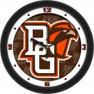 Bowling Green St. Falcons Dimensional Wall Clock
