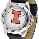 Illinois Fighting Illini Mens' Sport Watch