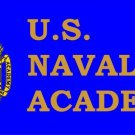 U.S. Naval Academy Photo License Plate