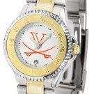 Virginia Cavaliers Ladies' Competitor Two-Tone Watch