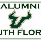 South Florida Alumni Photo License Plate