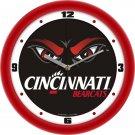 Cincinnati Bearcats Dimensional Wall Clock