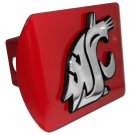 Washington State University Red Hitch Cover