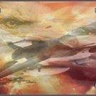 Eagle Jet American Flag Metal Novelty License Plate