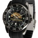 Western Michigan Broncos FantomSport AnoChrome Colored Band Watch