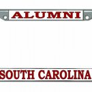 University of South Carolina Alumni Chrome License Plate Frame #4