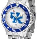 Kentucky Wildcats Ladies' Competitor Steel Watch