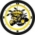 Wichita State Shockers Traditional Wall Clock